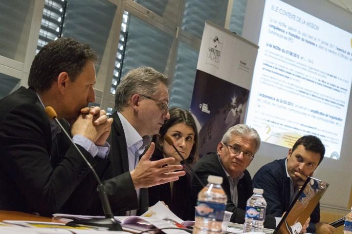 Actualite Actualite Transfert de la compétence Tourisme : l'Agence de développement assiste les collectivités