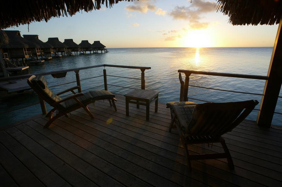 Actualite Actualite Les travaux dans les hôtels à Bora Bora inquiètent Tahiti Tourisme